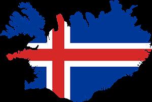 Ισλανδία, Iceland Map, pixabay