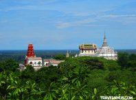 Ιστορικό πάρκο Παλάτι Πρα Νακόν Κιρί, Ταϊλάνδη