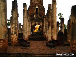 Ιστορικό πάρκο Σι Σατσαναλάι, Ταϊλάνδη