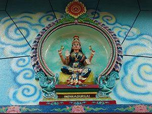 Ινδουιστικός Ναός Mariamman