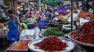 Μπανγκόκ Bangkok Market