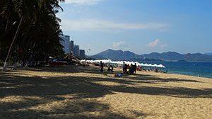 Η παραλία του Να Τρανγκ