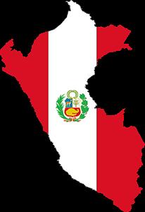 Περου, Perou Map, pixabay
