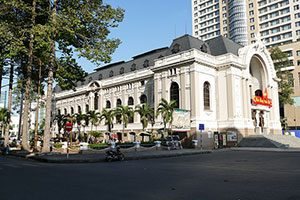 Municipal Theatre 's Ho Chi Minh city