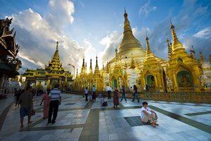 Yangon Burma Myanmar, Βιρμανία
