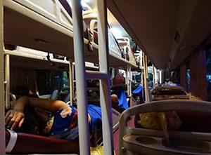Συγκοινωνίες λεωφορεία δρομολογια, Βιετνάμ