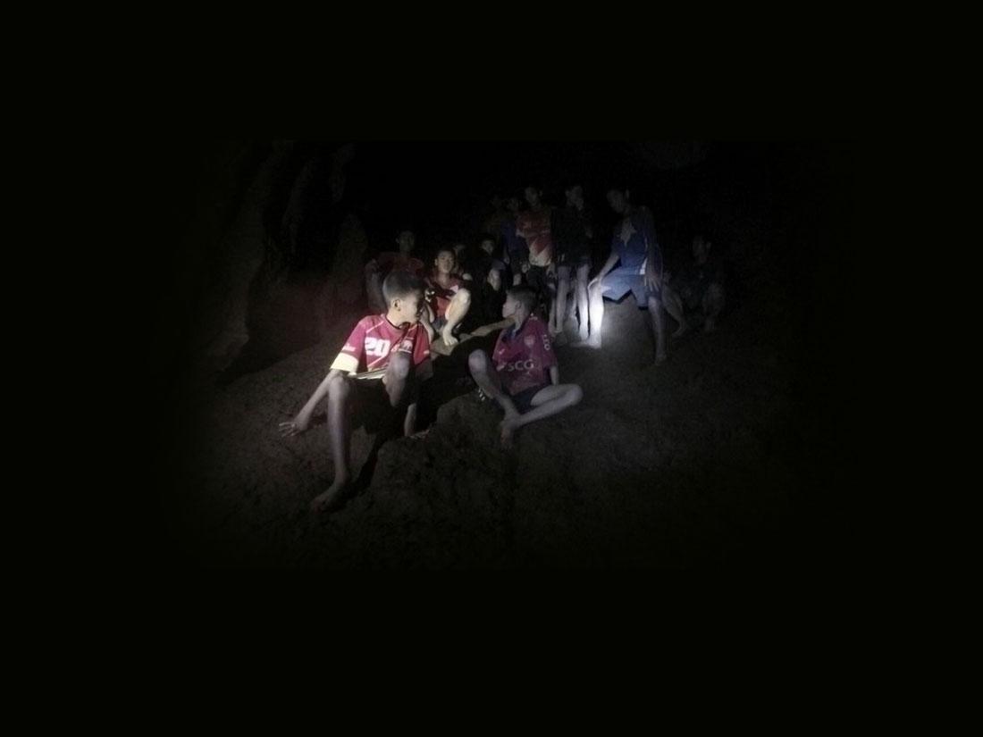 Το χρονικό της διάσωσης από το σπήλαιο στην Ταϊλάνδη