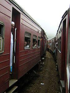 Βλάβη τραίνων, Σρι Λάνκα