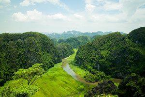 Tam Cốc-Bích Động, Vietnam