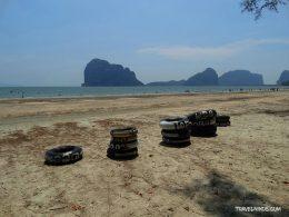 Εθνικό θαλάσσιο πάρκο Hat Chao Mai στην Νότια Ταϊλάνδη