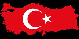 Τουρκία, Turkey Map, pixabay