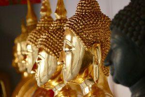 Ο ναός του ξαπλωμένου Βούδα, Βατ Πο, Wat Pho Chetuphon