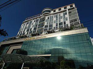 Ξενοδοχεία και καταλύματα Να Τρανγκ