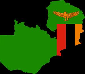 Zambia map, Ζάμπια, pixabay