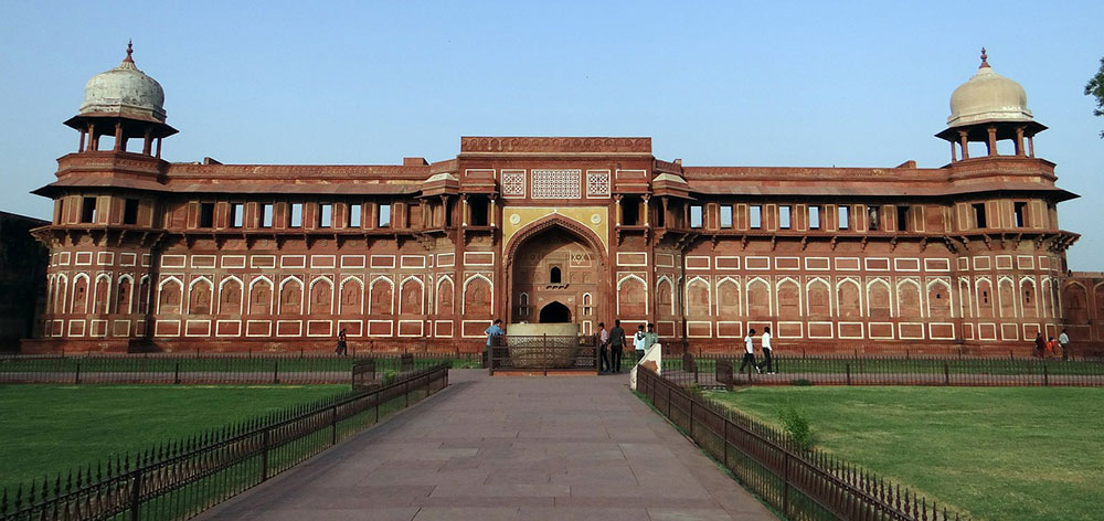 Agra Fort, Mughal Dynasty India