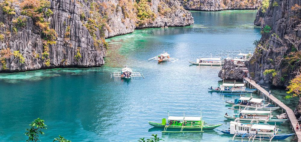 Θαλάσσιο Πάρκο Χερσόνησσος Caramoan Bicol, Φιλιππίνες