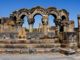 Cathedral and Churches of Echmiatsin and the Archaeological Site of Zvartnots Armenia