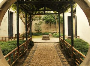 Classical Gardens of Suzhou, Jiangsu province, China