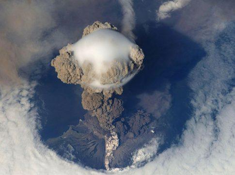 Διάσημα ηφαίστεια του πλανήτη