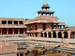 Fatehpur Sikri, Agra District of Uttar Pradesh, India
