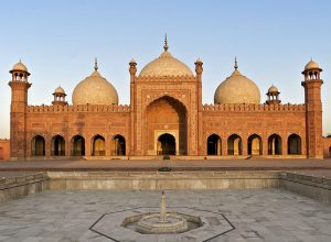 Fort and Shalamar Gardens in Lahore a Mughal garden complex Pakistan