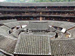 Fujian Tulou, Fujian earthen buildings, Hakka, China