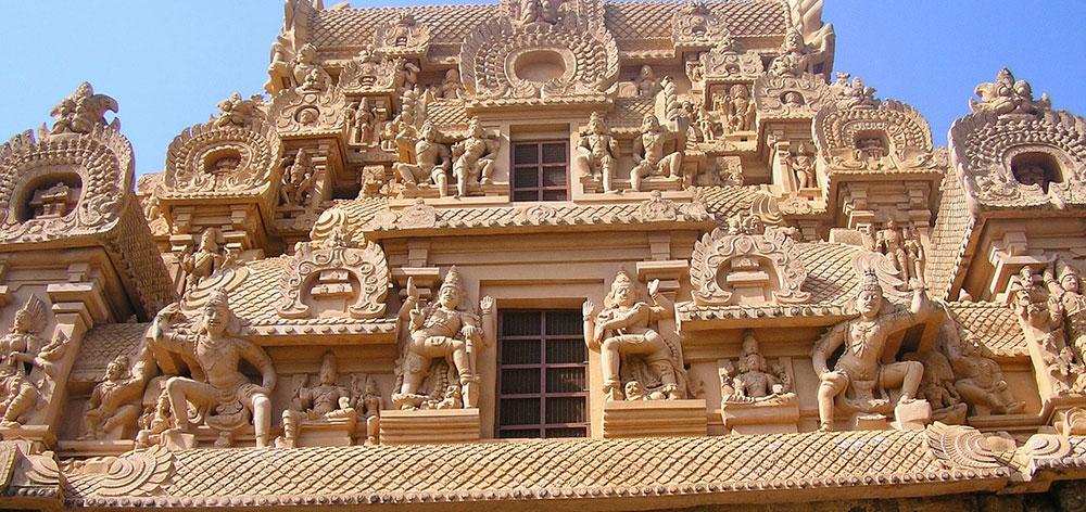 Great Living Chola Temples, Tamil Nadu, India
