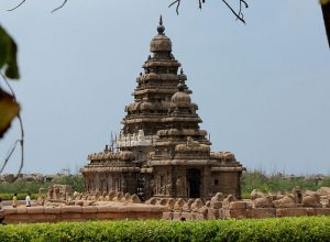 Group of Monuments at Mahabalipuram, Tamil Nadu, India