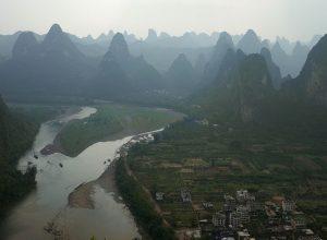 Εθνικό Πάρκο Guilin και Ποταμός Lijiang στη νότια Κίνα