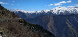 Hispar Valley, Gilgit-Baltistan region of (Nagar Khas) Pakistan