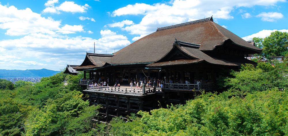 Historic Monuments of Ancient Kyoto (Kyoto, Uji and Otsu Cities) Japan