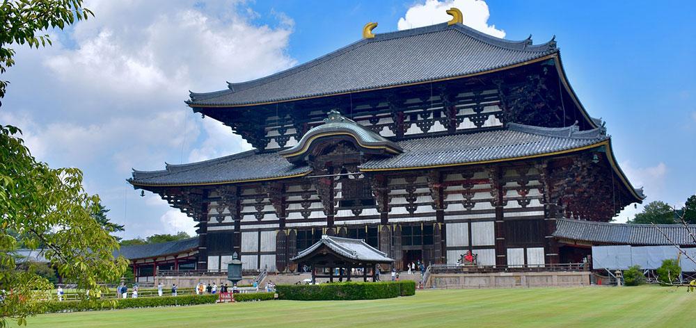 Historic Monuments of Ancient Nara Japan