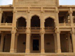 Historical Monuments at Makli, Thatta, Pakistan