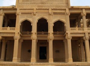 Historical Monuments at Makli, Thatta, Pakistan