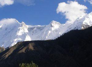 Hunza Mountainous Valley, Gilgit-Baltistan region of Northern Pakistan