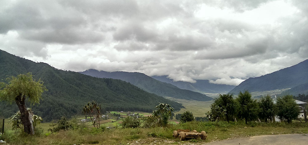 Jigme Dorji National Park & Hot Spring in the North-western part of Bhutan