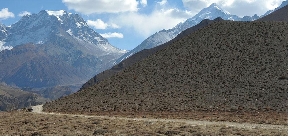 Διαδρομή από Kalaikhum στο Khorog, Αυτοκινητόδρομος Pamir, Τατζικιστάν