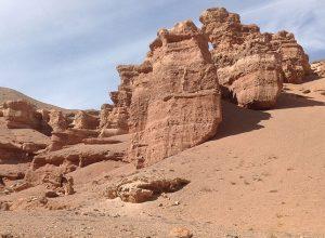 Εθνικό Πάρκο Karkaraly προστατευόμενη περιοχή στο Karaganda του Καζακστάν