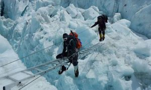 Κική Τσακαλδήμη, η πρώτη Ελληνίδα ορειβάτης που ανέβηκε στο Έβερεστ