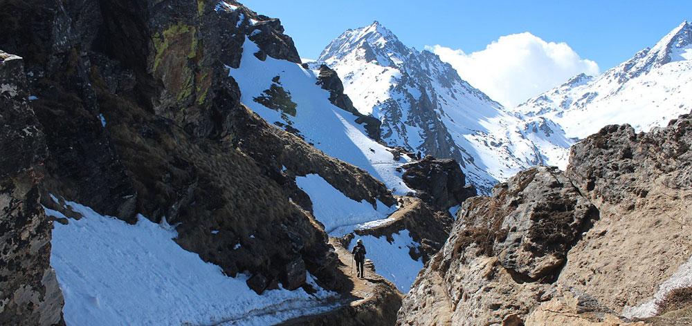 Εθνικό Πάρκο Langtang στην κεντρική περιοχή των Ιμαλαΐων, Νεπάλ