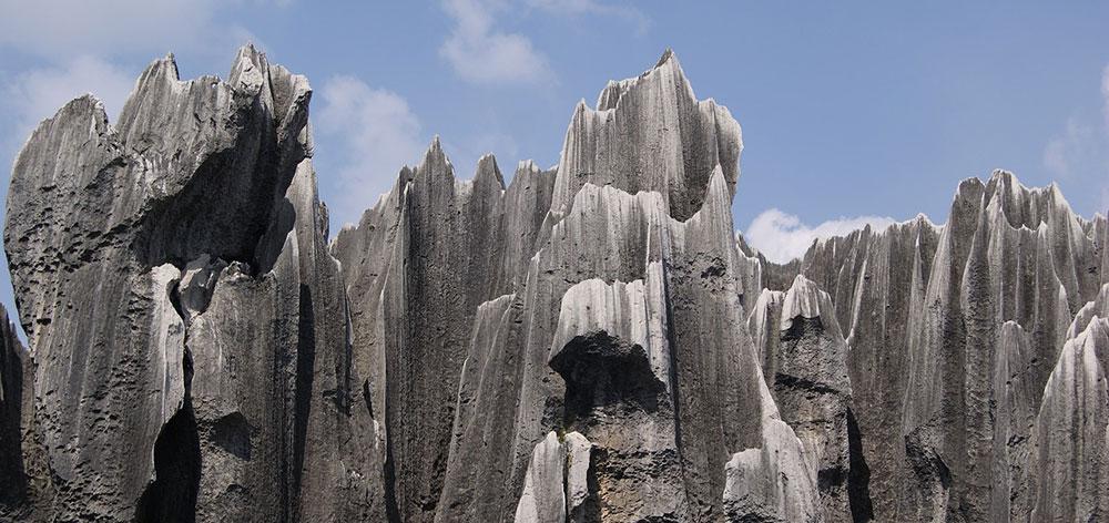 Εθνικό Πάρκο Shilin Stone μια γραφική περιοχή στην Κίνα