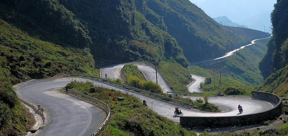 Κυκλυκή διαδρομή Mae Hong Son στην Βόρεια Ταϊλάνδη