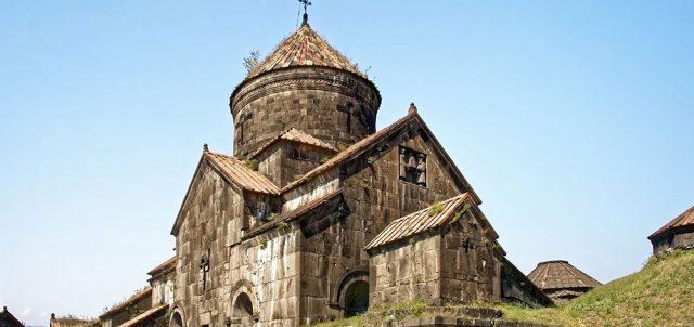 Monasteries of Haghpat and Sanahin Armenia