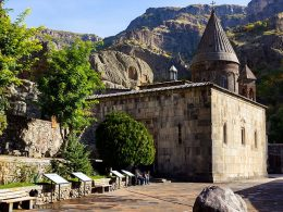 Monastery of Geghard and the Upper Azat Valley Armenia