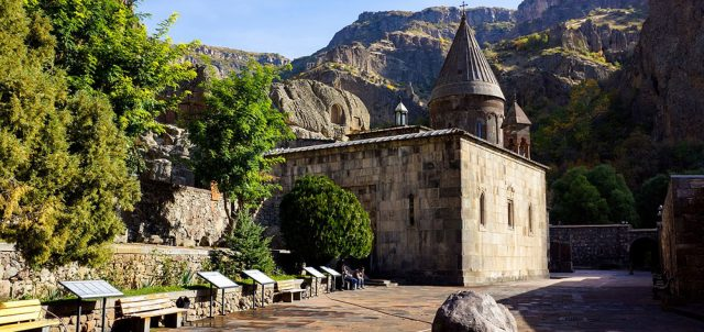 Monastery of Geghard and the Upper Azat Valley Armenia