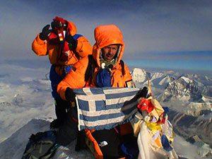 Νικόλαος Μαγγίτσης, 7 κορυφές του κόσμου