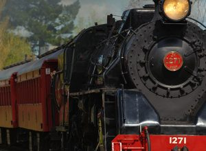 North Borneo Railway (Kota Kinabalu) Steam Train