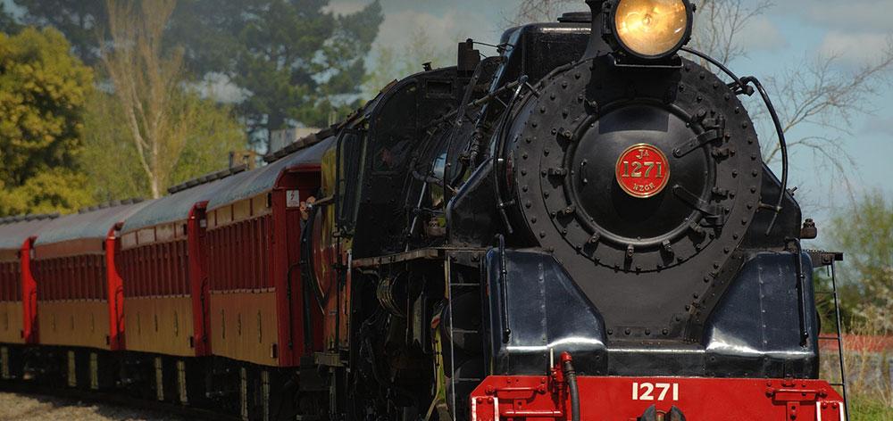 North Borneo Railway (Kota Kinabalu) Steam Train