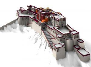 Το παλάτι Ποτάλα του Θιβέτ