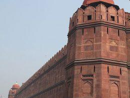 Red Fort, Mughal dynasty Old Delhi